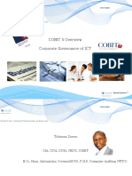 Governance Summit - Overview of COBIT 5