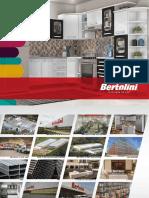 Catalogo 2015 Bertolini Cozinhas de Aco