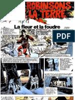 Les Robinsons de La Terre - 05 - La Fleur Et La Foudre