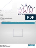 Defination of  oral health  education1 ppt