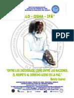 DEFINICIÓN, CARACTERÍSTICAS Y ATRIBUCIONES DE LOS SACERDOTES YORUBAS.