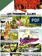 Les Robinsons de La Terre - 09 - Les Premiers Allies