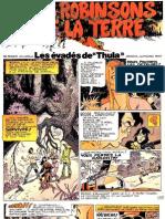Les Robinsons de La Terre - 11 - Les Evades de Thula