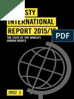 Amnesty Report 2015