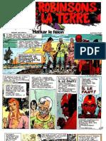 Les Robinsons de La Terre - 13 - Haikar Le Felon