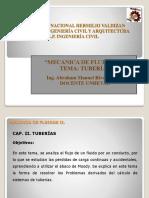 Cap II. Tuberías