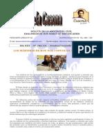 La Voz de La Casona, Octubre - Noviembre de 2