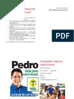 Quieres Una MQuieres una mascota o cuentas con unaascota o Cuentas Con Una - Dr. Maria Del Pilar P.-3