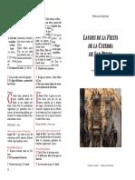Laudes Catedrae Santi Petri