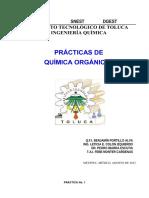 Manual Organica I ITToluca