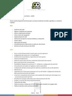 Certificacion Biloop CESOF Estudio