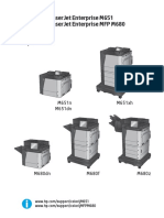 HP LASERJET m651_m680_repair Manual