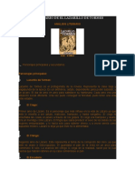 Analisis Literario de El Lazarillo de Tormes