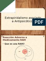 Extrapiramidalismo por antipsicoticos
