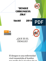 zika y chikinkuya