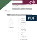 Actividad 2. Tipos de Funciones Gmad