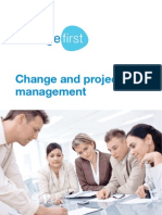 Change and Project Management Whitepaper (30June09)