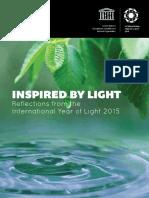 IYL 2015 Inspired by Light