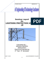 Lightning Protection Using Lfa-m