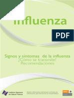 Historia Natural de Influenza