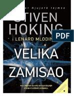 Stiven Hoking - Velika Zamisao