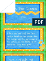 picture book science presentation