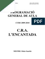Programació Educació Física 2009-2010