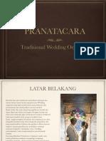 Pranatacara Profile 2015