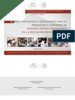 Perfil Funciones Atp Promocion Ems 2016