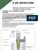 La Composición de Los Sistema de Inyección Electrónica