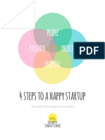 4 Steps to a Happy Startup