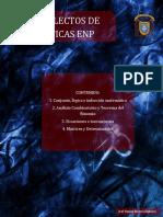 Temas Selectos de Matematicas ENP