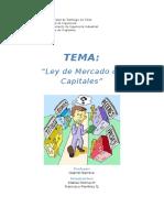 Trabajo Mercado de Capitales Matías y Francisco