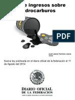 Ley de ingresos sobre hidrocarburos