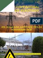 Riesgo Electrico y Salud Ocupacional e Andrade