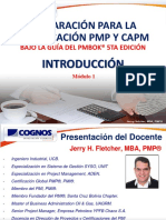 Introduccion - PMBOK