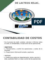 contabilidad de costos  por procesos