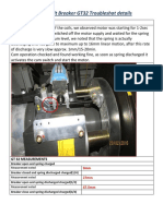 Generator Circuit Breaker Problem