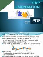 SAP Methods - Final