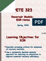 Eor Secreening