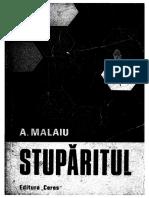 Stuparitul - A.malaiu - 1971 - 338 Pag