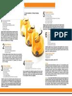 Recette PETITS GATEAUX Mandarine1