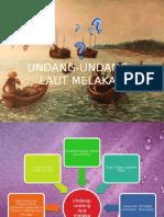 Undang-undang Laut Melaka