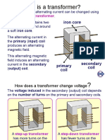 What is a Transformer Seminar Topic
