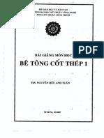 004.Bê Tông Cốt Thép 1 - Nguyễn Hữu Anh Tuấn,