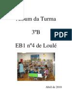 Álbum da Turma 3ºB