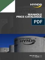Manhole Price Catalogue(Web)