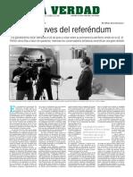 160224 La Verdad- Las Claves Del Referéndum
