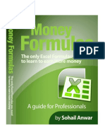 Money Formulas 2016 Sohail Anwar