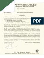 Tricho D WP - Certif. Org. 2014 - 2015